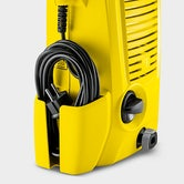 16730070   Karcher K2 Universal Home Cold Water Pressure Washer Side view with Cord