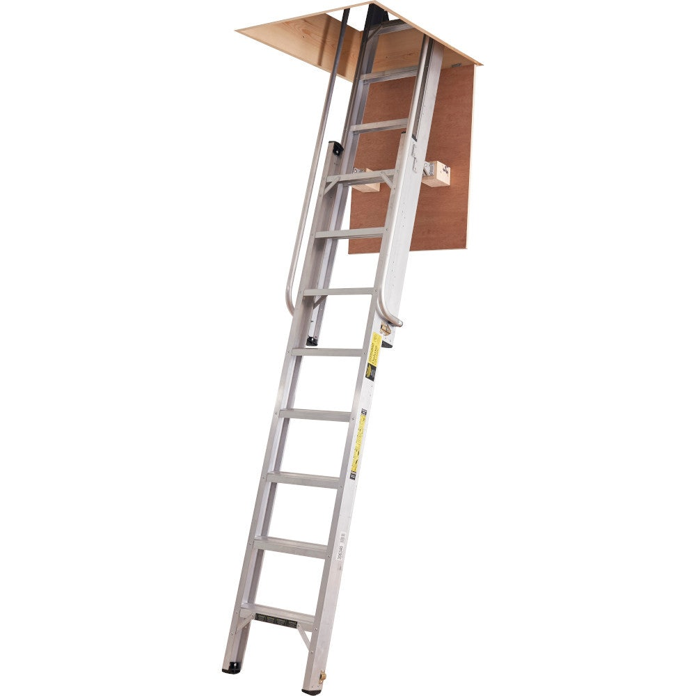 Video of Youngman Deluxe Loft Ladder 2 Section - 2.31m to 3.25m
