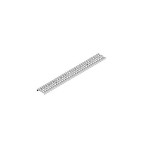 aco deckline 125 slotted channel grating