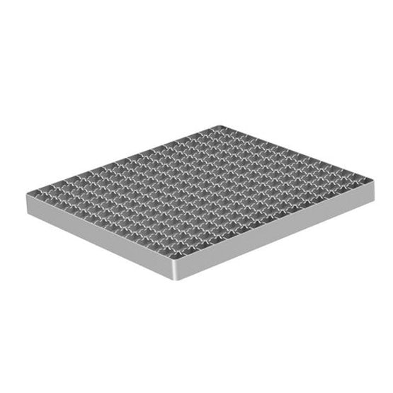 aco gully 157 304 stainless steel grating