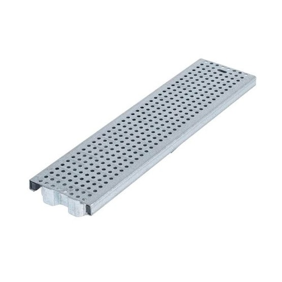 aco perforated stainless grating