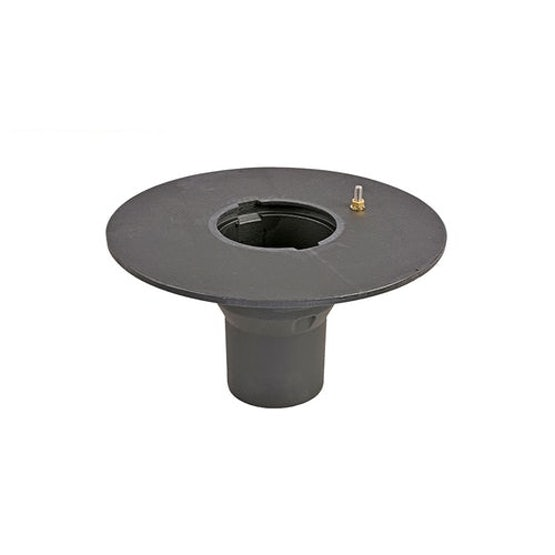 aco totalflow gully vertical outlet cast iron