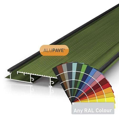 alupave apv212g fireproof flat roof and decking board powder coated any ral colour