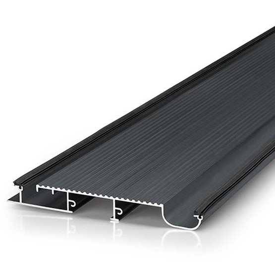 Video of Alupave Fireproof Full-Seal Flat Roof & Decking Board Anthracite Grey