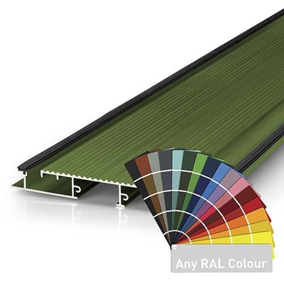 Video of Alupave Fireproof Full-Seal Flat Roof & Decking Board Powder Coated