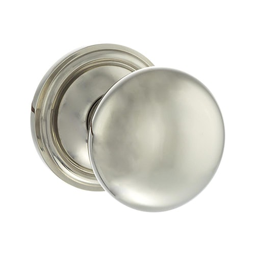 atlantic oe58mmkpn old english harrogate mushroom mortice knob rose polished nickel