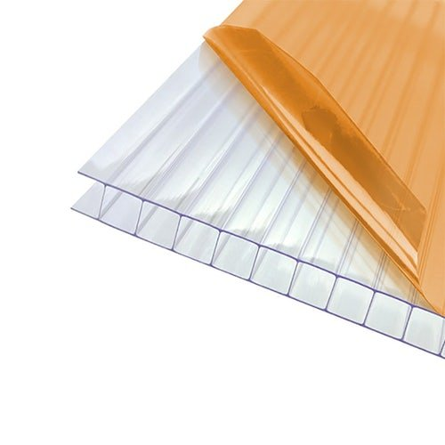 axiome 10mm clear polycarbonate roof sheets