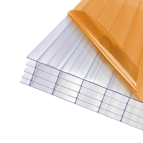 axiome 25mm clear roof sheet