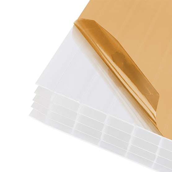 axiome opal 25mm polcarbonate roof sheet