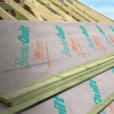 BreatherQuilt Breathable Thermal Insulation by YBS - 1.2m x 10m x 40mm