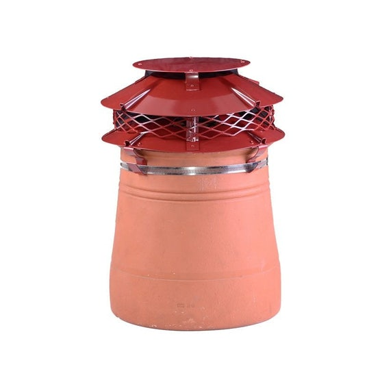 brewer cowls ultimate flue outlet round