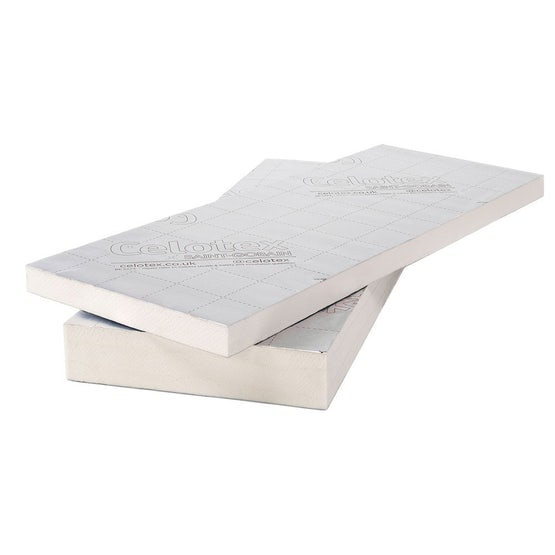 Video of Celotex CW4040 40mm Cavity Wall Insulation Board 1.2m x 450mm - 7.56m2 Pack