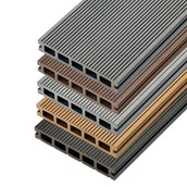 Cladco Hollow Composite Decking Board - 4m