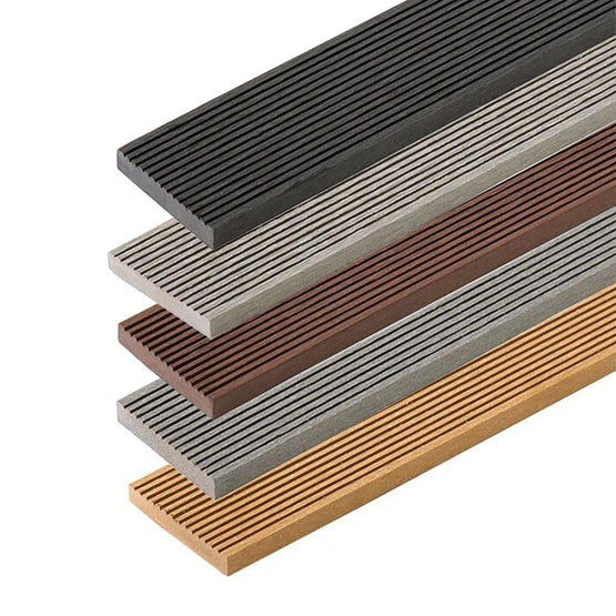 Video of Cladco Composite Decking and Cladding Skirting Trim - 2.2m