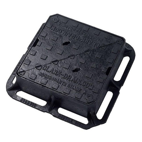 clark drain d400 cast iron manhole cover frame