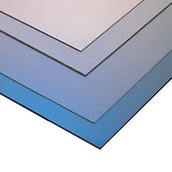 Corotherm 4mm Translucent Flat Polycarbonate Security Glazing Sheet