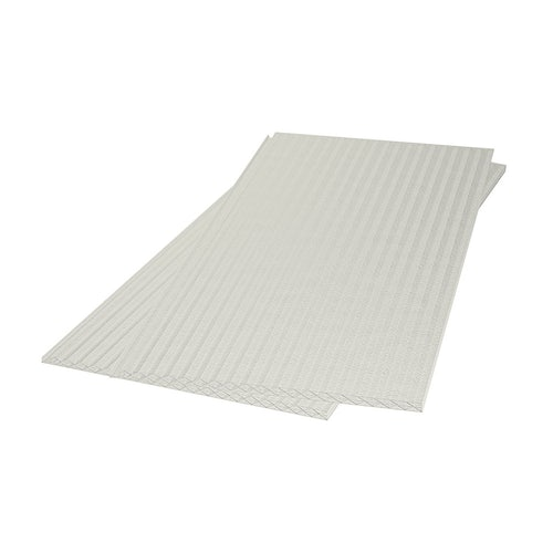 Video of Corotherm Clickfit 16mm Opal Multiwall Polycarbonate Roof Sheet - 500mm x 3000mm