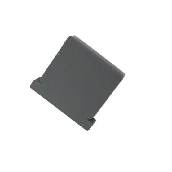 Video of DekDrain Deco Threshold Channel Drain End Cap in Grey - A15 (fits Deco range items)