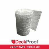 DeckProof Joint Tape - 100mm x 25m Roll