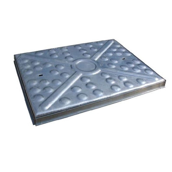 ej 52 steel access manhole cover and frame