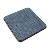 EJ Cast Iron Access Manhole Cover and Frame - A15