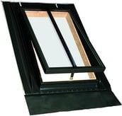 FAKRO WGI Pine Conservation Access Roof Window
