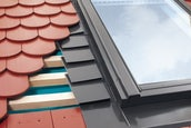 FAKRO Conservation Flashing for Recessed Tiled Roofs