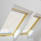 FAKRO Roller Blind ARS in White Grained