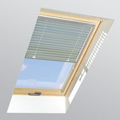 FAKRO Venetian Blind AJP in Pale Green