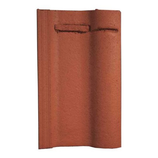 forticrete centurion low pitch concrete roof tile red
