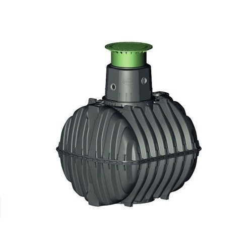 Video of Graf Carat 3750L Septic Tank 11 Person with Pedestrian Lid
