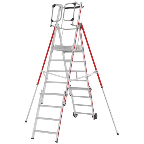 Hymer ProTect+ Ladder 5 Section 1.15m 2.59m