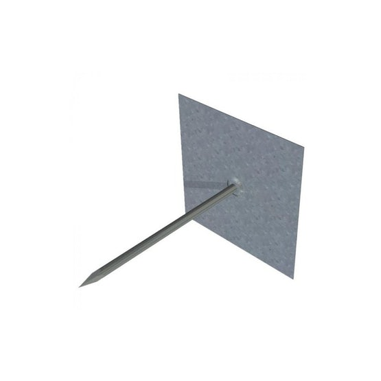 insulation hangers with self adhesive back