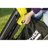 Karcher Battery Powered Blower Vac BLV 18 200 Machine Only Detailed Image 4