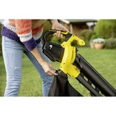 Karcher Battery Powered Blower Vac BLV 18 200 Machine Only Detailed Image 5