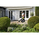 Karcher Battery Powered Blower Vac BLV 18 200 Machine Only Lifestyle 1