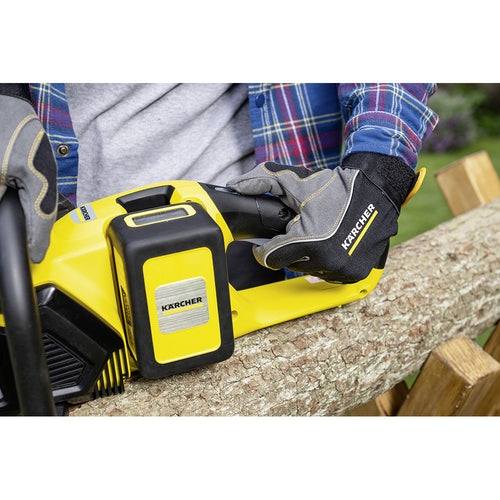 Karcher Battery Powered Chain Saw 18 30 Machine Only Detailed Image 4