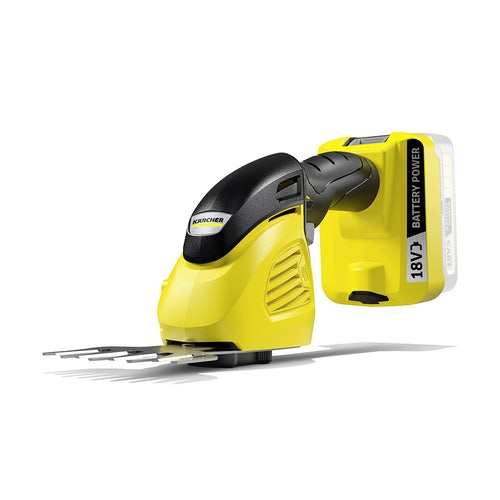 Karcher Battery Powered Grass and Shrub Shear 18 20 Machine Only 5