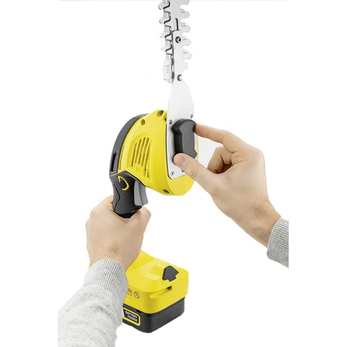 Karcher Battery Powered Grass and Shrub Shear 18 20 Machine Only Detailed image 4