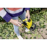 Karcher Battery Powered Hedge Trimmer 18 45 Machine Only Detailed Image 1
