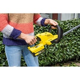 Karcher Battery Powered Hedge Trimmer 18 45 Set with Battery Detailed Image 2