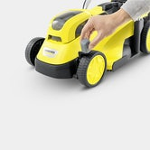Karcher Battery Powered Lawn Mower 18 33 Machine Only Detail Image 3