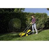 Karcher Battery Powered Lawn Mower 18 33 Set with Battery Lifestyle 1
