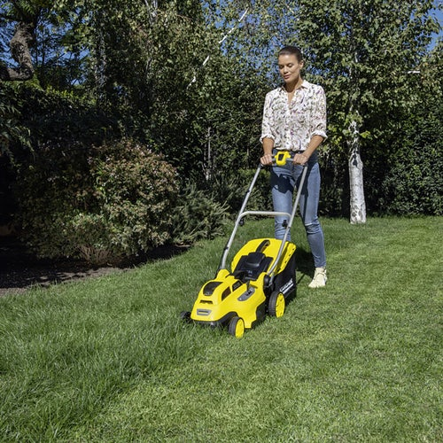 Karcher Battery Powered Lawn Mower 18 36 Machine Only Lifestyle 1