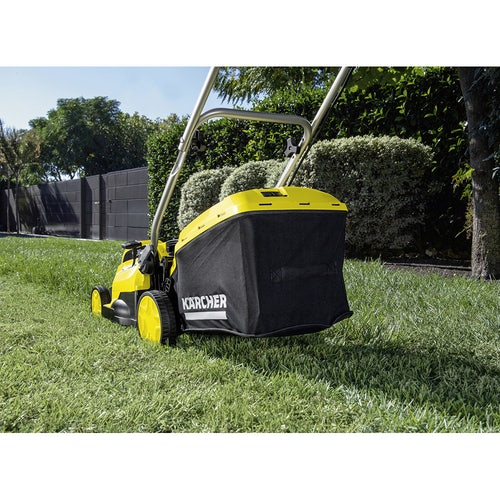 Karcher Battery Powered Lawn Mower 18 36 Machine Only Lifestyle 3