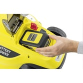 Karcher Battery Powered Lawn Mower 18 36 Set with Battery Detailed Image 1