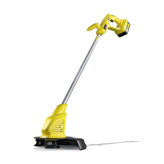 Karcher Battery Powered Lawn Trimmer 18 25 Set with Battery 1