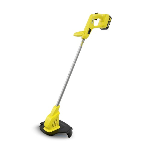 Karcher Battery Powered Lawn Trimmer 18 25 Set with Battery 2