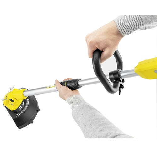 Karcher Battery Powered Lawn Trimmer 18 30 Machine Only Detailed Image 4