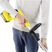 Karcher Battery Powered Lawn Trimmer 18 30 Set with Battery Detailed Images 6